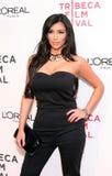 kardashian kim royaltyfria foton