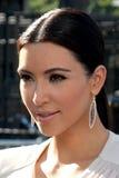 kardashian kim fotografering för bildbyråer