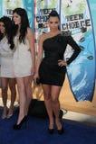 ο kardashian Kim Στοκ Εικόνα