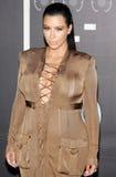 kardashian kim Royaltyfri Foto