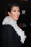 kardashian kourtney Στοκ φωτογραφία με δικαίωμα ελεύθερης χρήσης