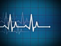 kardiogram Zdjęcia Stock