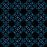 Kardioida piękny matematycznie bezszwowy wzór Fotografia Royalty Free