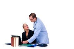 kardiologa zaopatrzenie medyczne Obraz Royalty Free