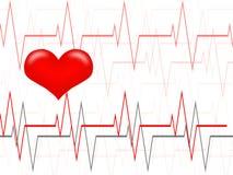 kardiologia Obrazy Royalty Free