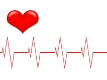 kardiologia Obraz Stock