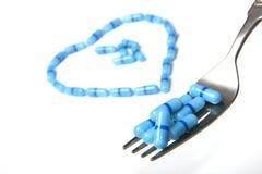 Kardiopathiemedikation Stockfoto