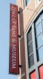 Kardynała hall of fame muzeum, śródmieścia St Louis, Missouri Obraz Stock