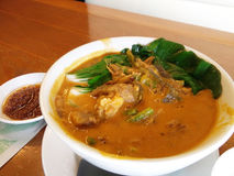 Kare kare filipino oxtail stew Royalty Free Stock Images