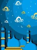 kareem иллюстрации ramadan Стоковые Фотографии RF