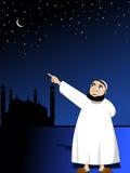 kareem иллюстрации ramadan Стоковое Изображение RF