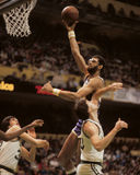 Kareem Abdul-Jabbar Los Angeles Lakers Arkivfoto