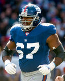 Kareem McKenzie, NY Giants Royalty Free Stock Images