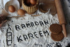 kareem Ramadan obraz royalty free