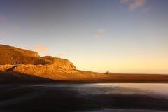 KareKare Beach Lowlands Stock Images