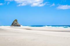 Karekare beach Royalty Free Stock Photos