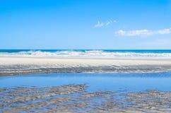 Karekare beach Stock Photos