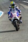 Karel Abraham pilot MotoGP Zdjęcia Stock