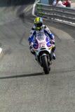 Karel Abraham pilot of MotoGP Stock Photography