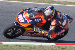 Karel Hanika. Monster Energy Grand Prix of Catalunya MotoGP Royalty Free Stock Photography