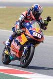 Karel Hanika. Monster Energy Grand Prix of Catalunya MotoGP Stock Photography