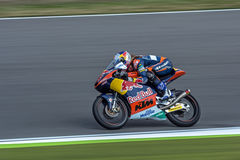 Karel Hanika, MOTOGP Brno 2015 Lizenzfreies Stockbild
