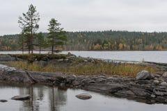 Karelië Stock Foto's