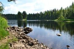 Karelië Royalty-vrije Stock Afbeeldingen