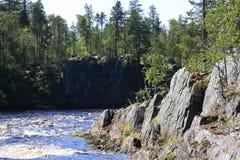 Karelië royalty-vrije stock afbeelding