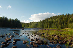 Karelia Royalty Free Stock Photos