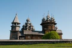 Karelia. Beautiful Kizhi island Stock Photo