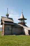 Karelia. Beautiful Kizhi island Royalty Free Stock Image