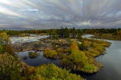 Karelia. Beloe more. Russia Royalty Free Stock Photos