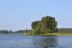 Karelian landscape Stock Images