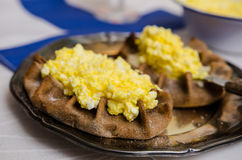 Karelian pasties Royalty Free Stock Photos