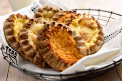 Karelian pasty Stock Photos