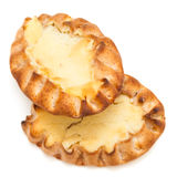 Karelian pasty Royalty Free Stock Images