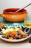 Karelian stew Stock Photo