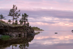Karelien 2008 Stockfoto