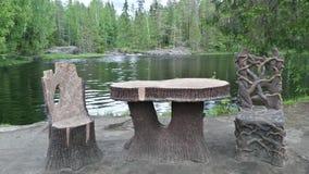 Karelien Lizenzfreie Stockfotos
