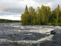 Kareliya, Russie Photos stock
