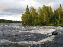 Kareliya, Russland Stockfotos