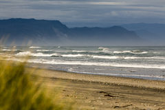 Karemea Beach, Westcoast, NZ. Karemea Beach, is in the north of the South Island's westcoast, it is very remote Stock Photos