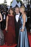 Karen Allen, Kate Capshaw, Steven Spielberg Stock Image
