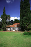Karen Blixen's house. Nairobi Kenya Africa Royalty Free Stock Photo