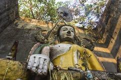Karen Buddha statua Fotografia Stock