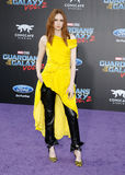 Karen Gillan. At the Los Angeles premiere of `Guardians Of The Galaxy Vol. 2` held at the Dolby Theatre in Hollywood, USA on April 19, 2017 Stock Images