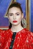 Karen Gillan royalty free stock photo