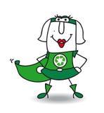 Karen la donna di riciclaggio eccellente royalty illustrazione gratis