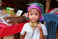 Karen Long Neck Royalty Free Stock Photo